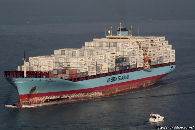 Leda Maersk