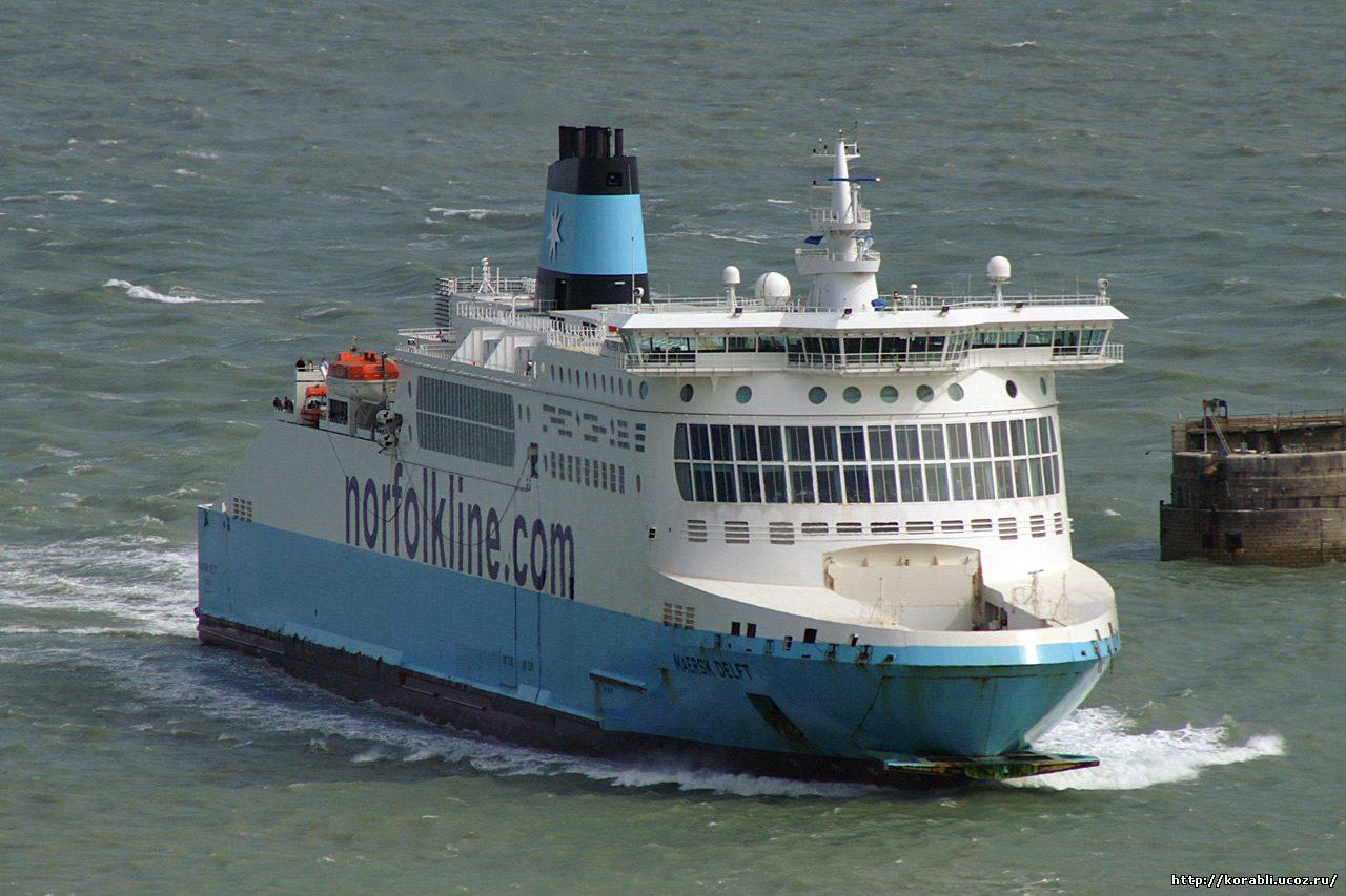 Maersk Delft