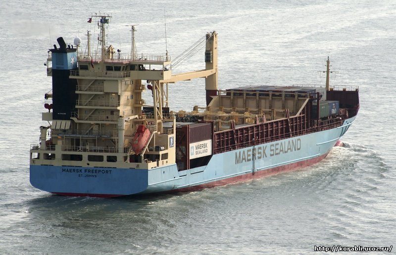 Maersk Freeport