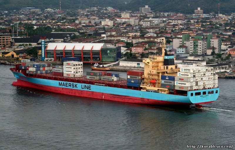 Maersk Jakarta