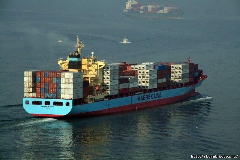Maersk Jeddah