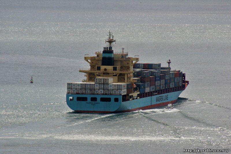 Maersk Jenaz