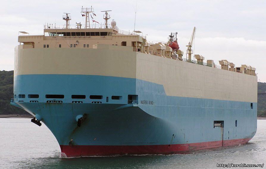 Maersk Wind